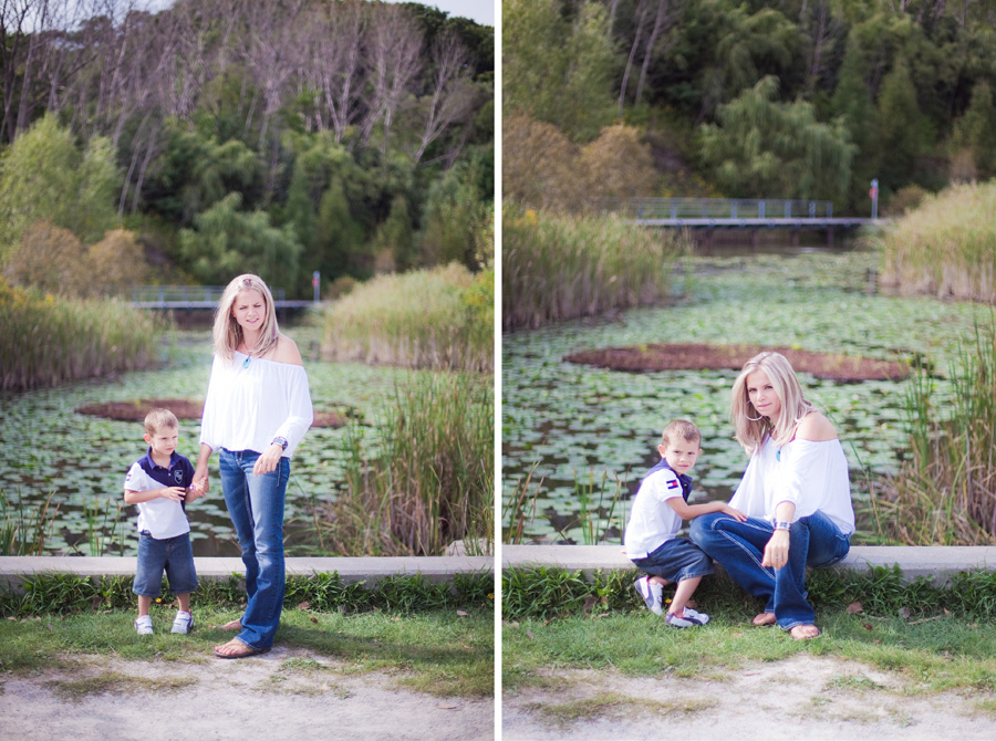 Toronto Family Photographer - Don Valley Brickworks Park