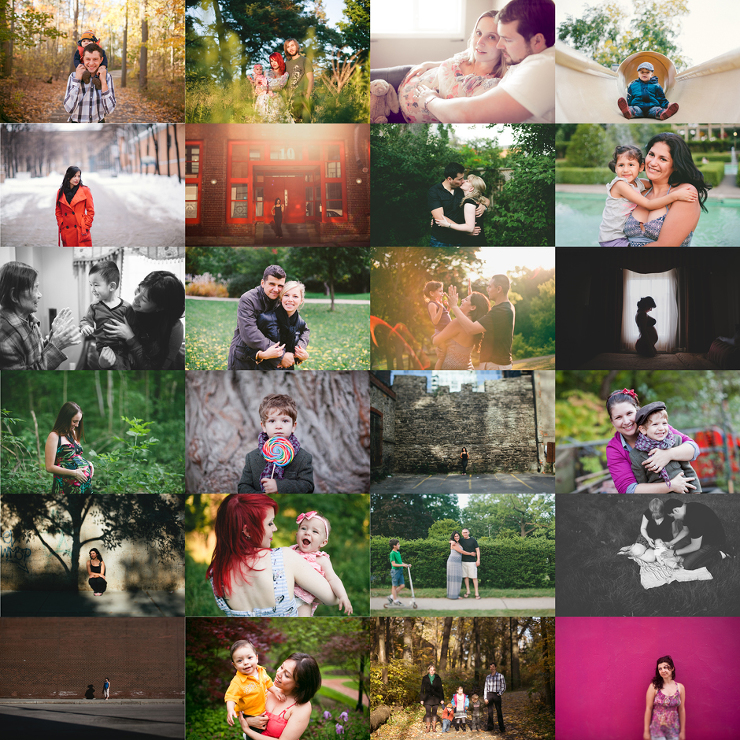 Toronto Family and Portrait Photographer