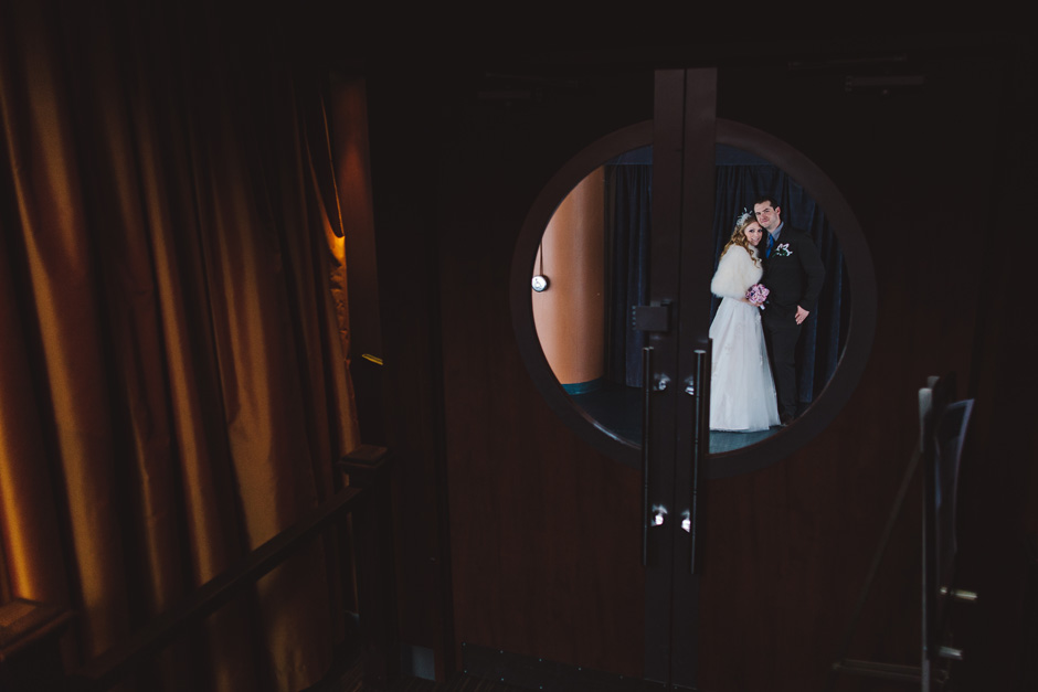 Creative Toronto Wedding Photography at Atlantis Pavilions