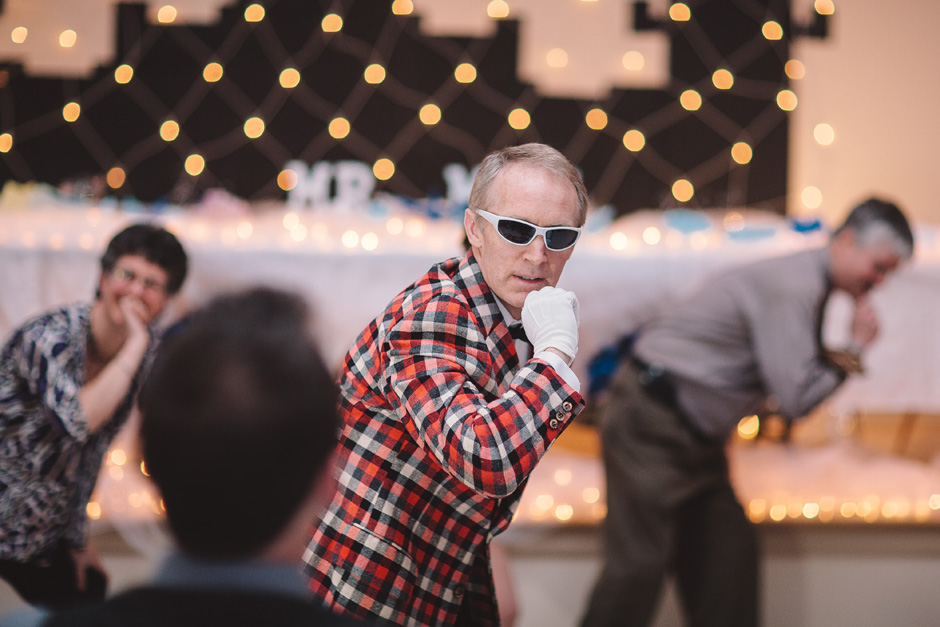 Dancing Gangnam style at the Wedding - Toronto Wedding Photographer