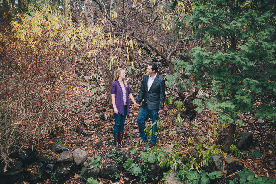 Toronto Engagement Photographer at Edwards Gardens