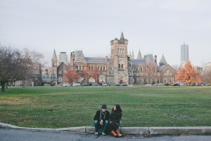 U of T Engagement Photographers in Toronto