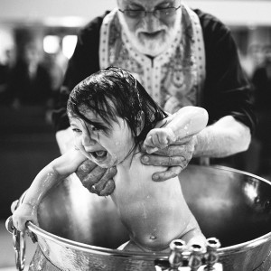 Baptism Photography in Toronto