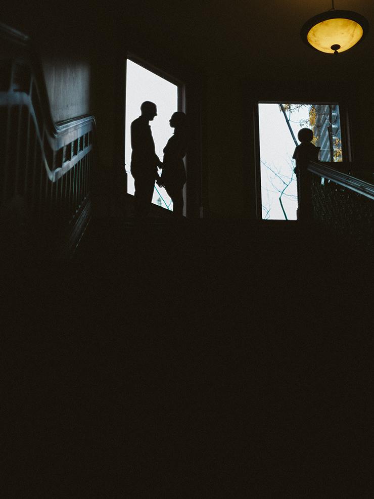 Creative Engagement photographer in Toronto