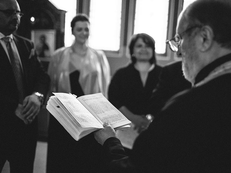Documentary Baptism Toronto photographer