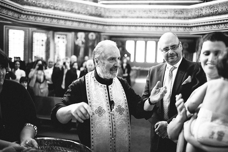 Toronto Baptism photographers at St. Georges Greek Orthodox Church of Toronto