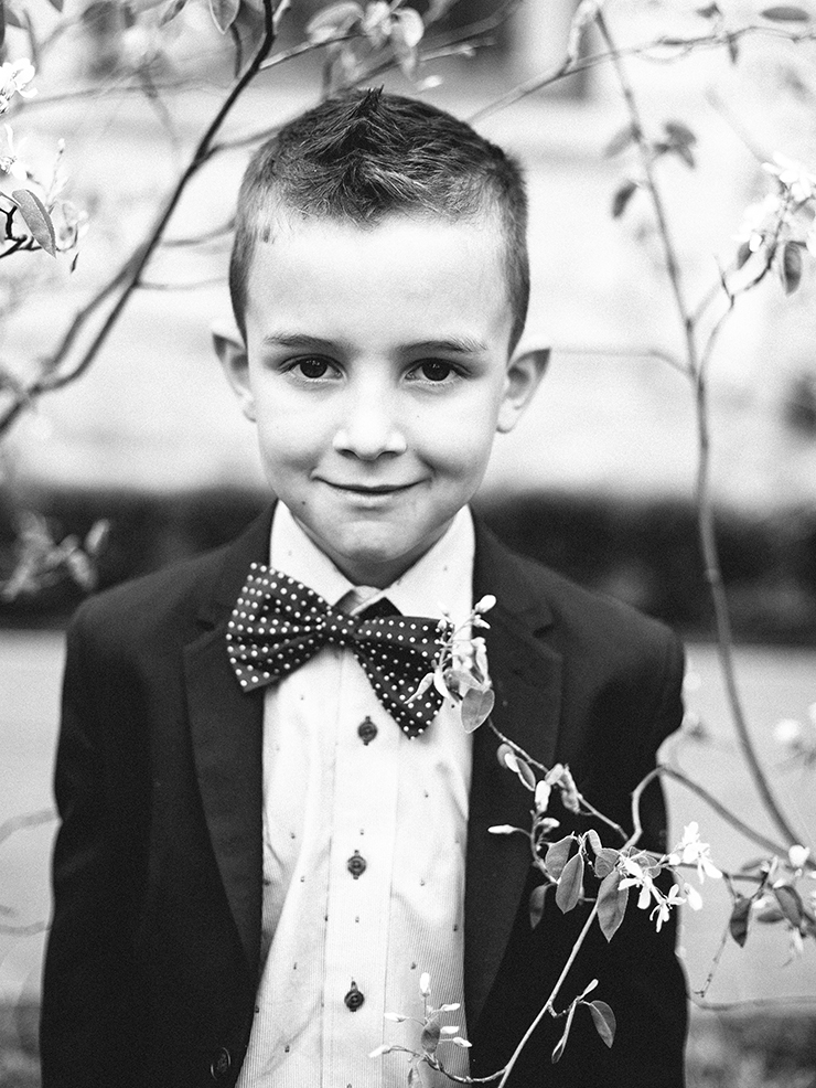 Toronto 1st Communion portrait photographer