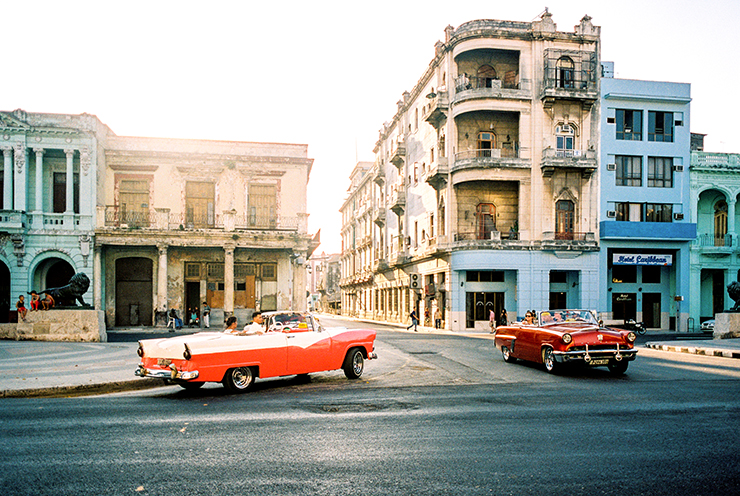 Stepping Back in Time - Old Havana Cuba