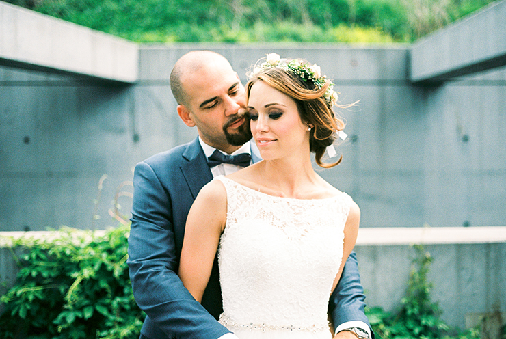 Wedding Photographer in Toronto Kodak Ektar 100 Contax G2 The Find Lab