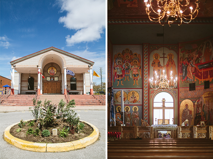 St. Nicholas Greek Orthodox Church in Toronto
