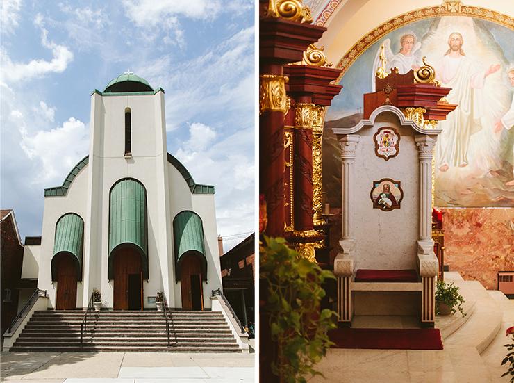 St. Josaphat Ukrainian Catholic Cathedral in Toronto