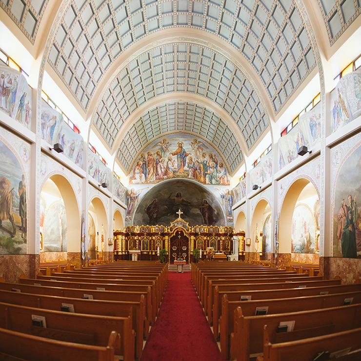 Toronto St. Josaphat Ukrainian Catholic Cathedral