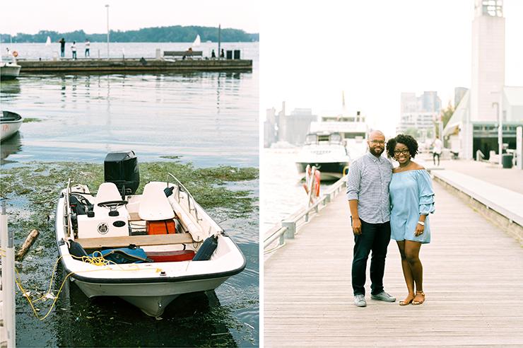 Toronto Harbourfront Couples photographer