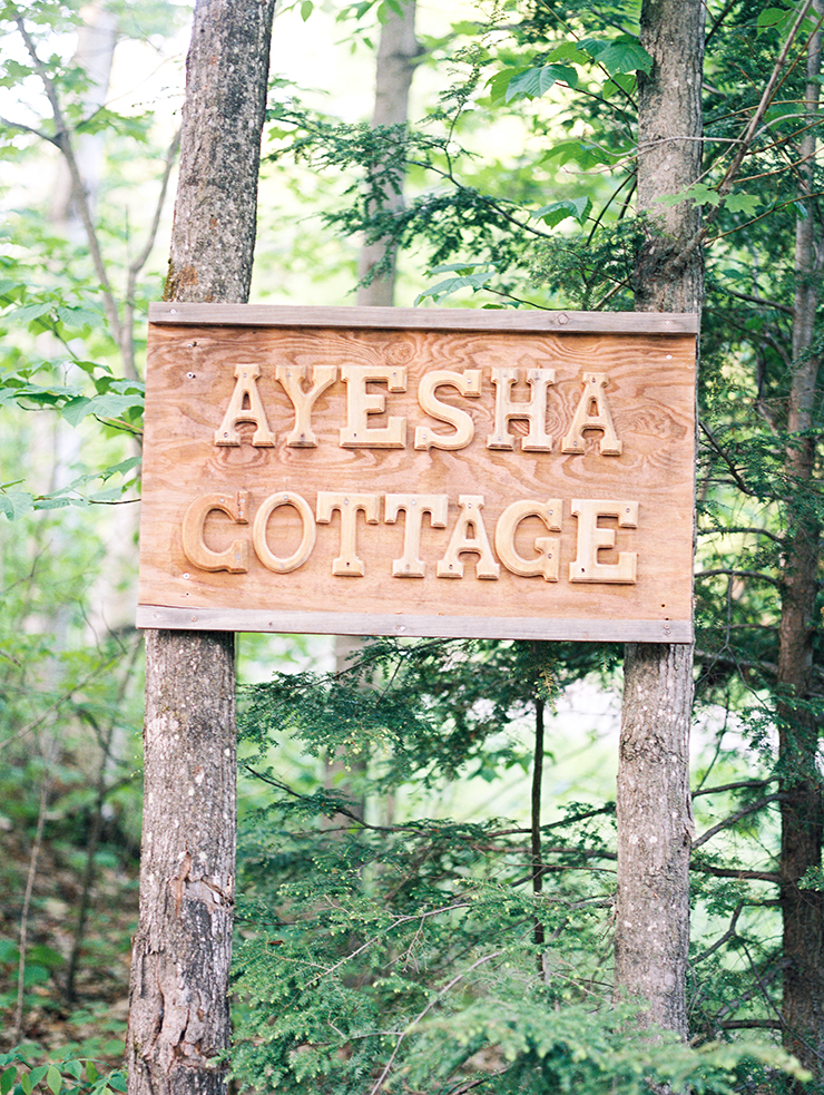 Ayesha Cottage in Ontario