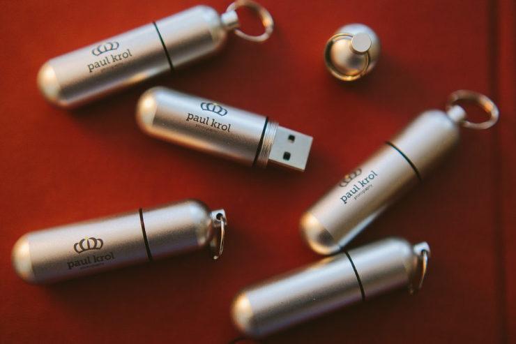 USB Memory Direct custom branded drives Paul Krol Photography