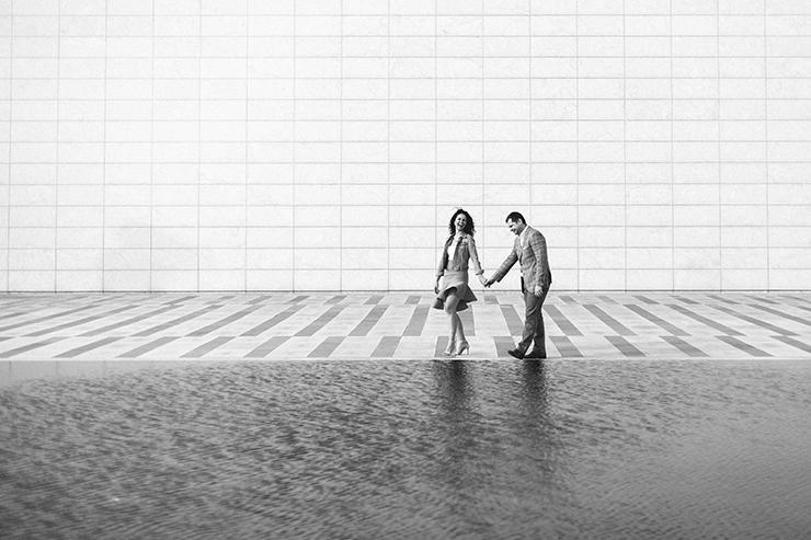 Toronto Aga Khan engagement photography