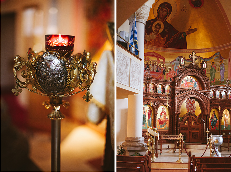 Greek Orthodox Cathedral Annunciation Of The Virgin Mary Church in Toronto