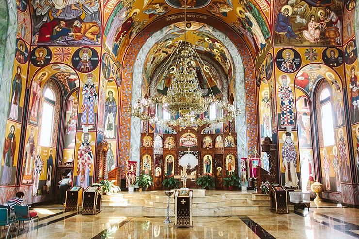 Beautiful Orthodox Church in Toronto